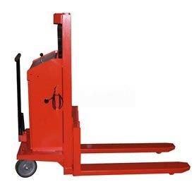 PrestoLifts™ Battery Powered Lift Stacker WP60-30 3000 Lb. Non-Straddle