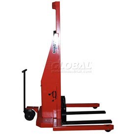 "PrestoLifts™ Battery Powered Lift Stacker WPS5048-30 3000 Lb. 50"" Straddle"