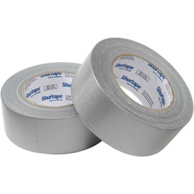 "Shurtape Gray Duct Tape PC460 2"" X 60 Yd Gray - Pkg Qty 2"
