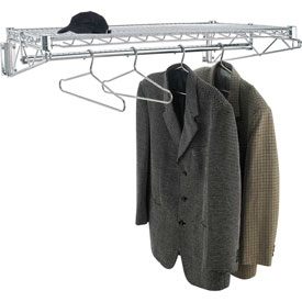 Wall Coat Rack With 12 Hangers