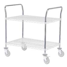 24 Inch Utility Cart Handle (Priced Each, In A Package Of 2) - Pkg Qty 2