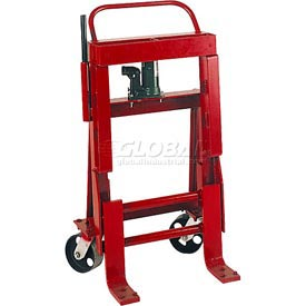 Wesco® Hydraulic Raise-N-Roll Machinery Dolly 260087 4000 Lb. Cap. - Pair