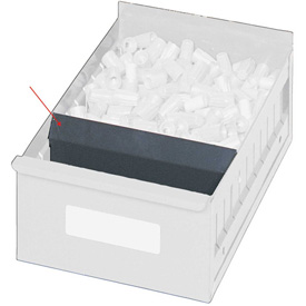 """Dividers for Drawer Cabinet - 8-3/8""""W (Package of 50)"""
