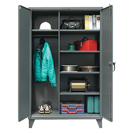 Strong Hold® Heavy Duty Wardrobe Storage Cabinet 36-W-245 - 36x24x78