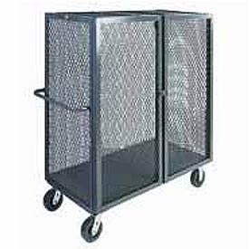 Jamco Security Clearview Truck VA460 61 x 38 2500 Lb. Capacity