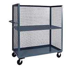 Jamco Clearview Truck ZR236 with Adjustable Shelf 36 x 24 2000 Lb. Capacity