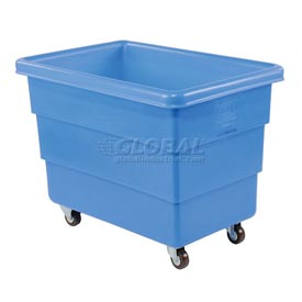 Dandux Blue Plastic Box Truck 51126014U-3S 14 Bushel Medium Duty