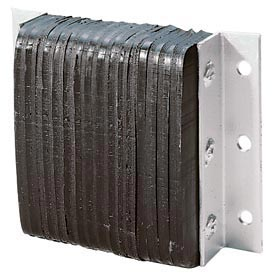 "Durable Heavy Duty Dock Bumper B4520-11 11""W x 4-1/2""D x 20""H"