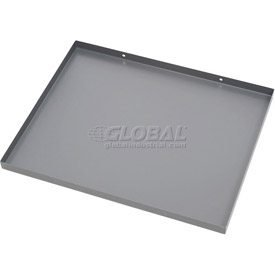 "Solid Steel Tray ST2 for 24""D Jamco Steel Tray Truck"