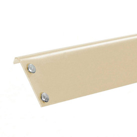 "96"" Long Tan Double Rivet Angle Beam"