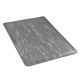Marbleized Top 48 Inch Wide Mat Gray