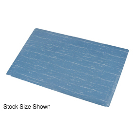 Marbleized Top Matting 3 Ft X 60 Ft Roll Blue