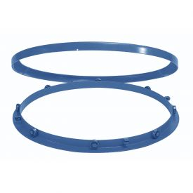 Pallet & Skid Carousel Turntable Rotating Ring 4000 Lb. Capacity