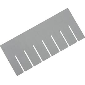 Length Divider DL91050 for Plastic Dividable Grid Container DG91050, Price for Pack of 6