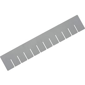 Length Divider DL92035 for Plastic Dividable Grid Container DG92035, Price for Pack of 6