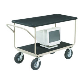 "Instrument Cart 36 x 24 With 8"" Casters"