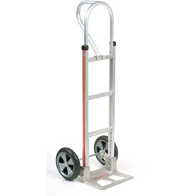 Magliner® Aluminum Hand Truck Loop Handle Balloon Wheels