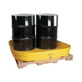 Eagle 1638 4 Drum Containment Basin