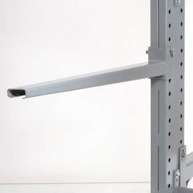 """Straight Arm For Cantilever Rack, 48"""" L, 2500 Lbs Capacity"""