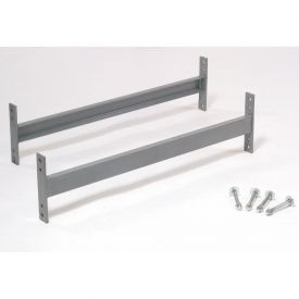 "Cantilever Rack Horizontal Brace Set, 48"" W, For 10', 12', 14' H Uprights"