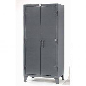 Strong Hold® Heavy Duty Storage Cabinet 45-243-G - 48x24x66