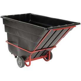 Rubbermaid® 1046 Heavy Duty 2-1/2 Cu. Yd. Tilt Truck