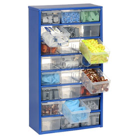 Drawer Storage Cabinet - 24 Drawers