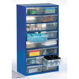 Drawer Storage Cabinet - 16 Drawers