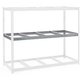 "Additional Level For Wide Span Rack 96""W x 36""D No Deck 1100 Lb Capacity"