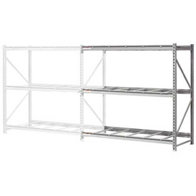 "Extra High Capacity Bulk Rack Without Decking 60""W x 36""D x 120""H Add-On"