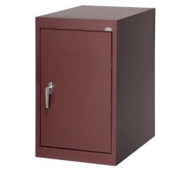 Sandusky Elite Series Desk Height Storage Cabinet EA11182430 - 18x24x30, Burgundy