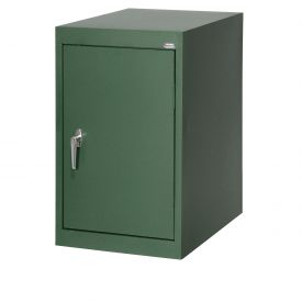 Sandusky Elite Series Desk Height Storage Cabinet EA11182430 - 18x24x30, Green