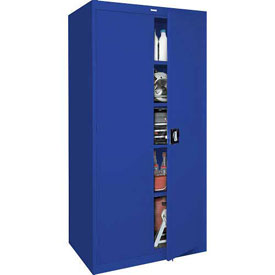 Sandusky Elite Series Storage Cabinet EA4R361872 - 36x18x72, Blue
