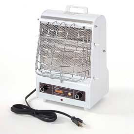 TPI Portable Electrical Heater 198 TMC Catchers Mask 1500W