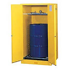 Drum Storage Self-Close Doors Vertical Storage