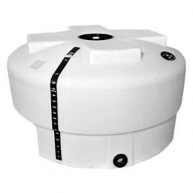 Hastings 400 Gallon Self-Standing Pickup Truck Storage Tank T-0400-036