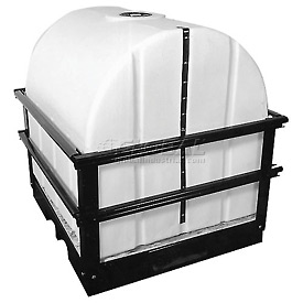 Hastings 300 Gallon Storage Tank with Forkliftable Skid U-0300-ESM