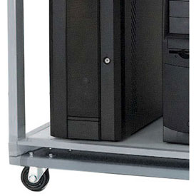 Caster Base 48 Inch For LAN Workstation
