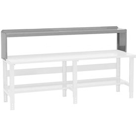 "Workbench Riser - 96""W x 10-1/2""D x 12""H - Gray"