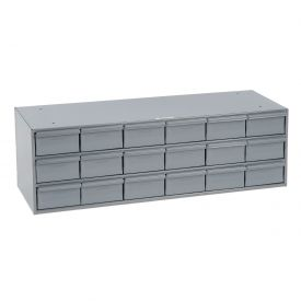 Durham Steel Storage Parts Drawer Cabinet 030-95 - 18 Drawers