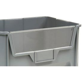 Quantum Clear Window WGH700 For Hopper Bins QGH700 Price Per Carton of 3