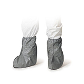 "DuPont™ Disposable Skid Resistant Tyvek® 18""H Boot Covers, 50 Pairs/Case"