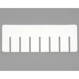 Dandux Width Divider 50P0011027 for Dividable Stackable Box 50P0112034, White