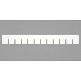 Dandux Length Divider 50P0017017 for Dividable Stackable Box 50P0112024, White