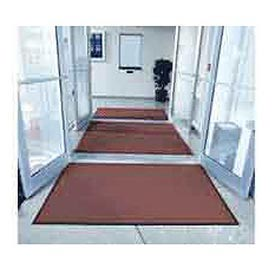 "Entryway Mat Lobbies Scraper 48""W Full 60' Roll Burgundy"