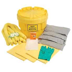 20 Gallon Universal Spill Response Kit