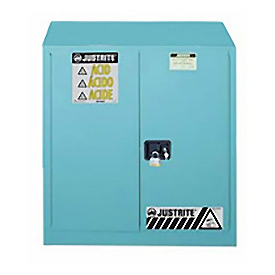 Acid Corrosive Cabinet Manual 2 Door Vertical Storage
