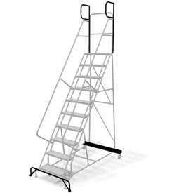 "CAL-OSHA KIT 13-15 Step Ladders - 24""W Steps"