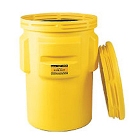 Eagle 1690 95 Gallon Overpack Drum with Screw Top Lid