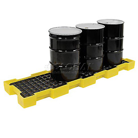 Eagle 1647 4 Drum Inline Spill Containment Platform